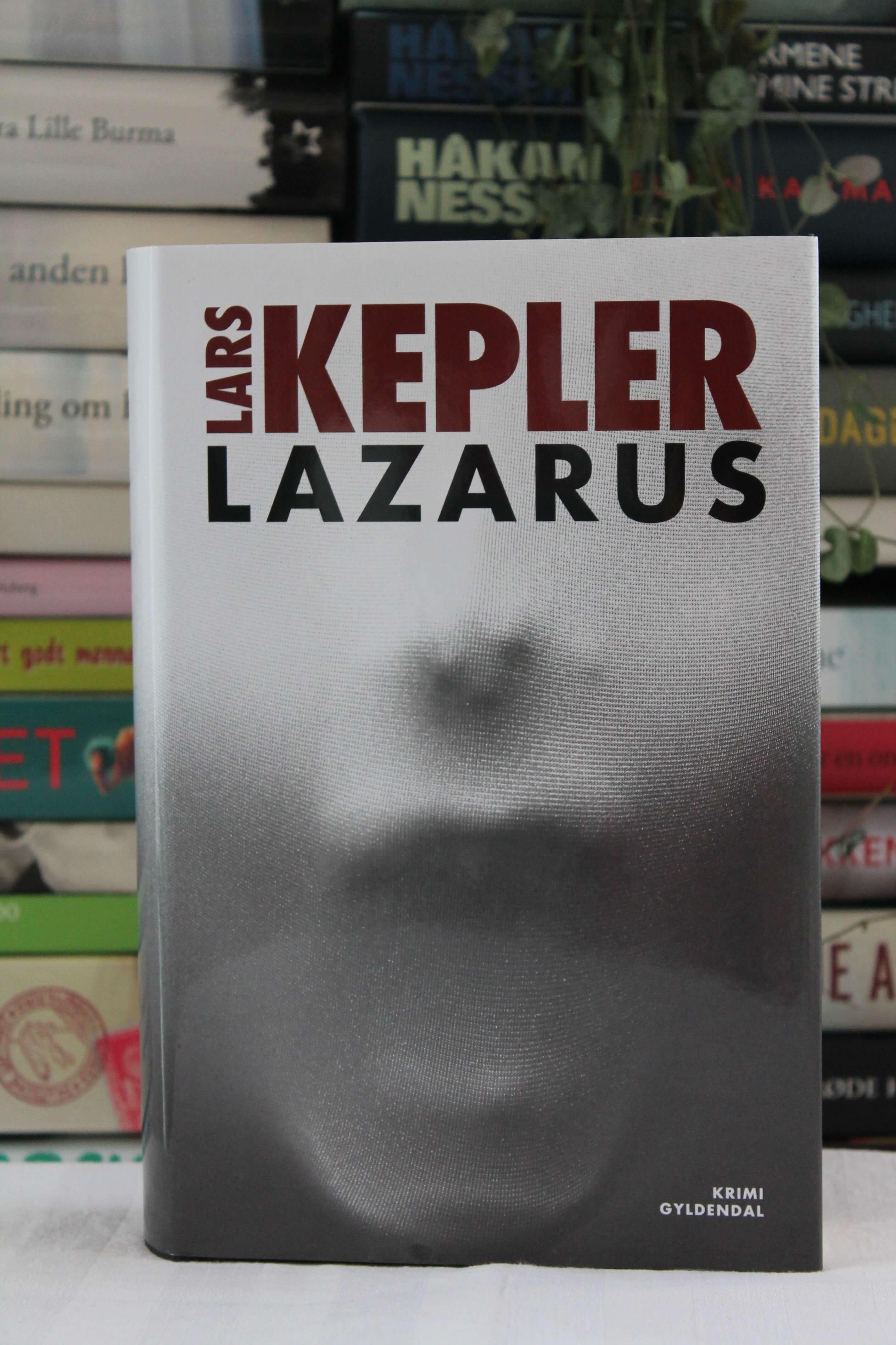 Lazarus, uhyggelig som bare pokker